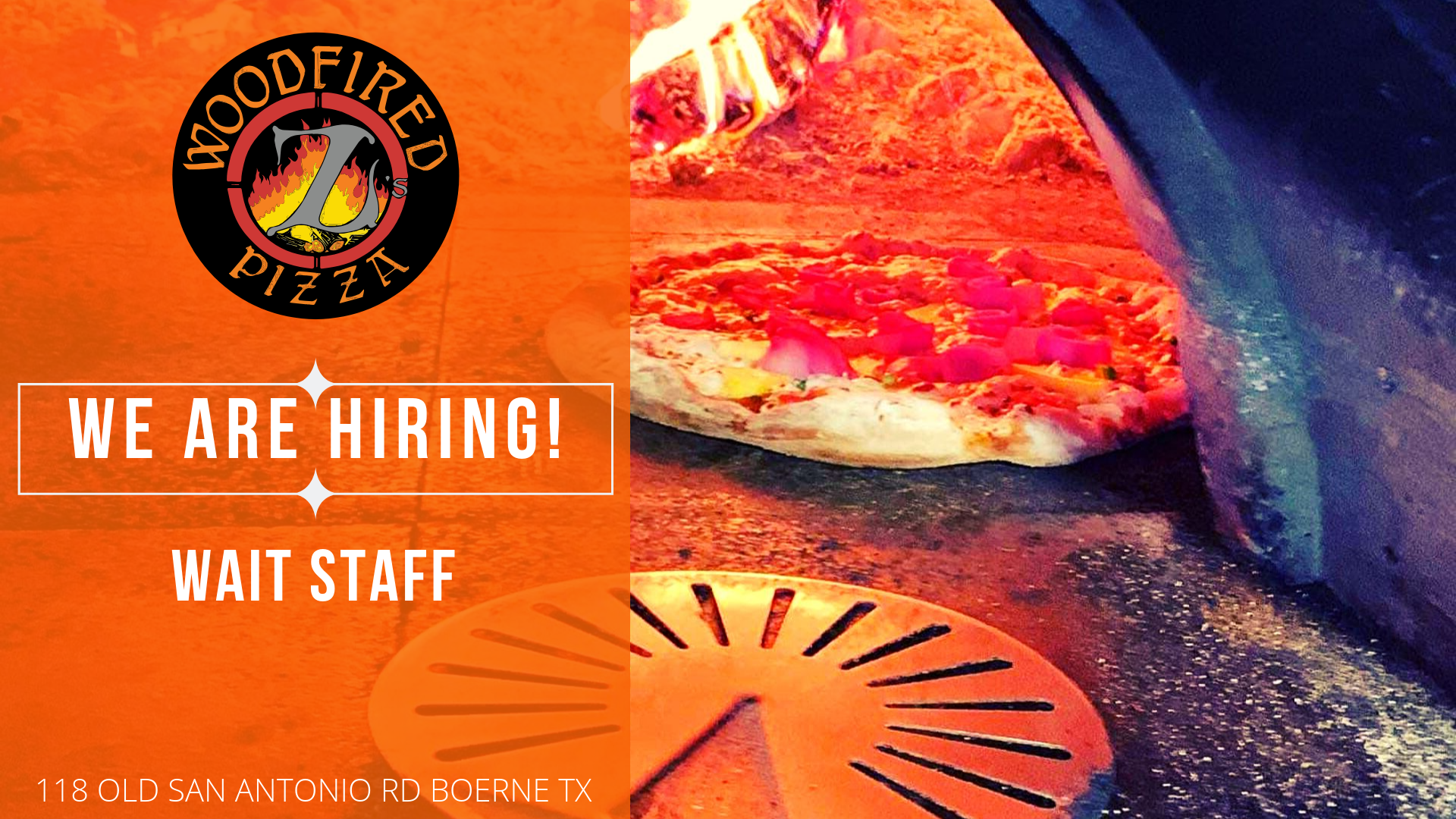 Wait staff - We are looking for professional Wait Staff to serve meals and drinks to the patrons of our business. Ultimately, you should be able to ensure customer satisfaction and augment our establishment's reputation.