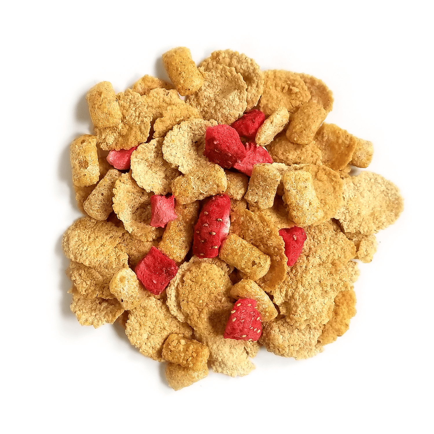 Multi-Component Cereal (Strawberry)