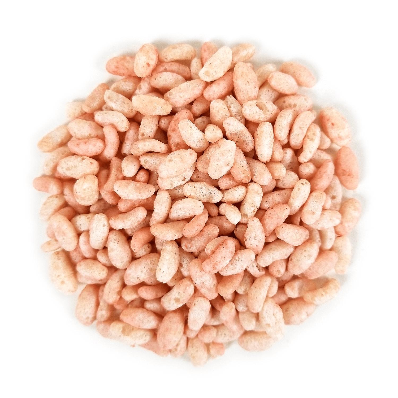 Strawberry Rice Crisp