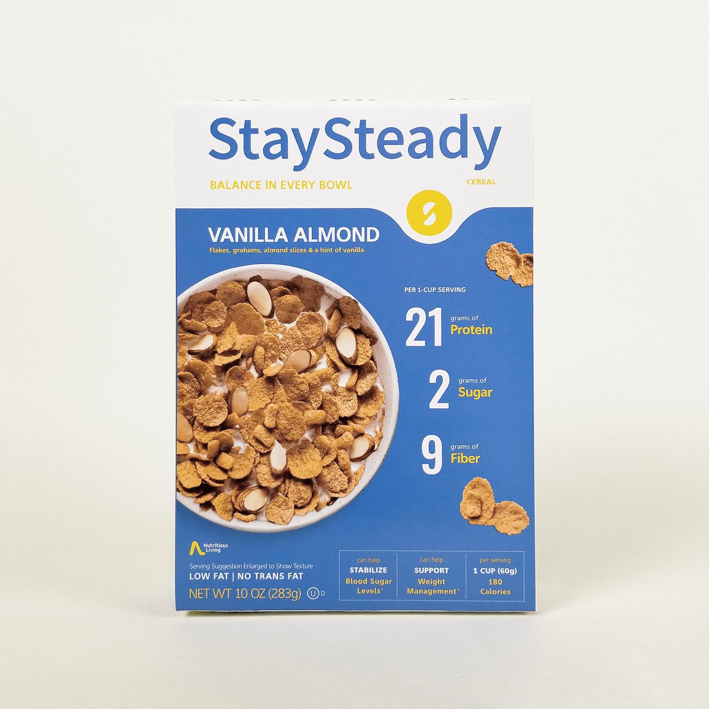 StaySteady Vanilla Almond