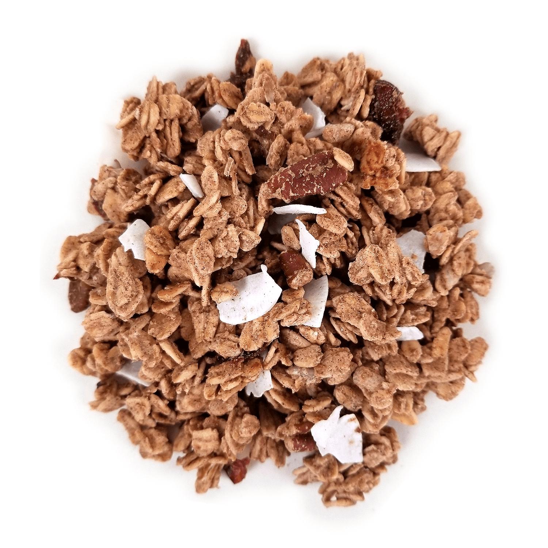 Cranberry Pecan Oat Clusters