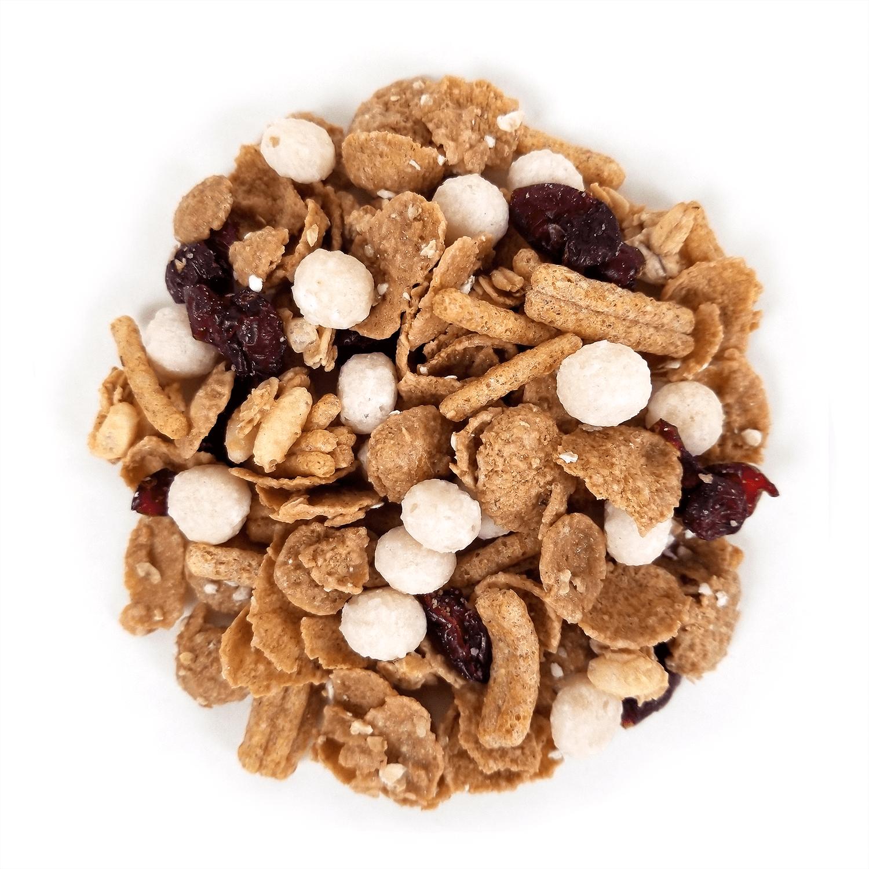 Probiotic Cranberry Cereal
