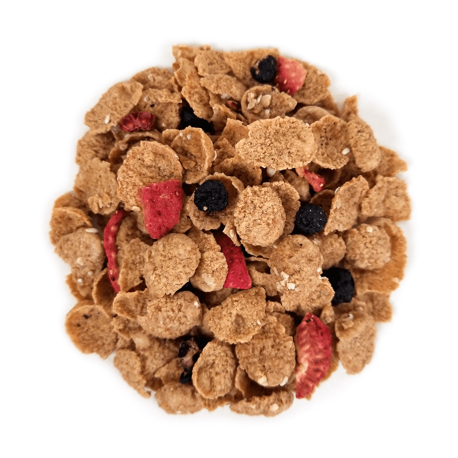 Berry Oatmeal Cereal