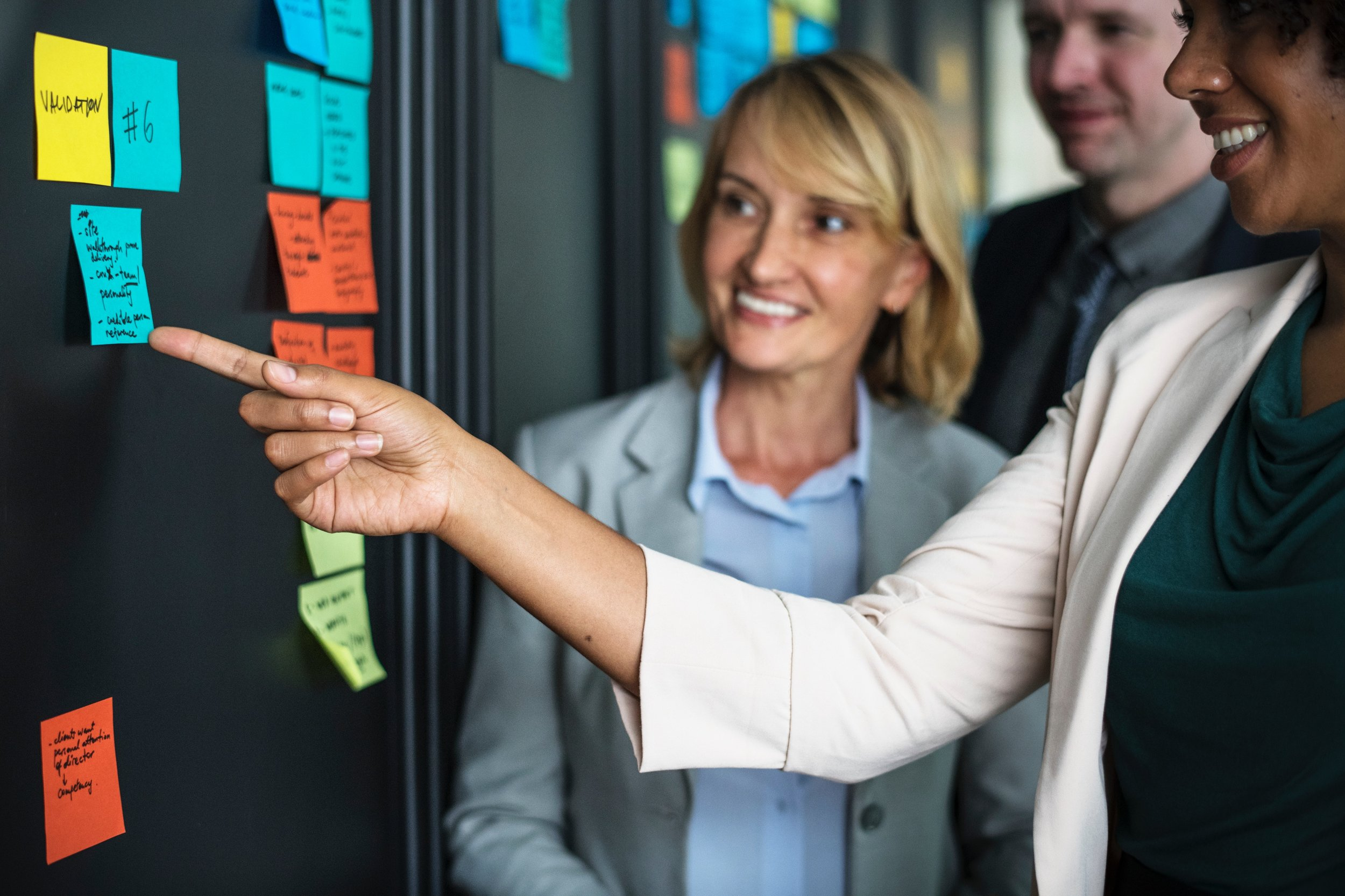 Agile is more than post-it notes and a board!