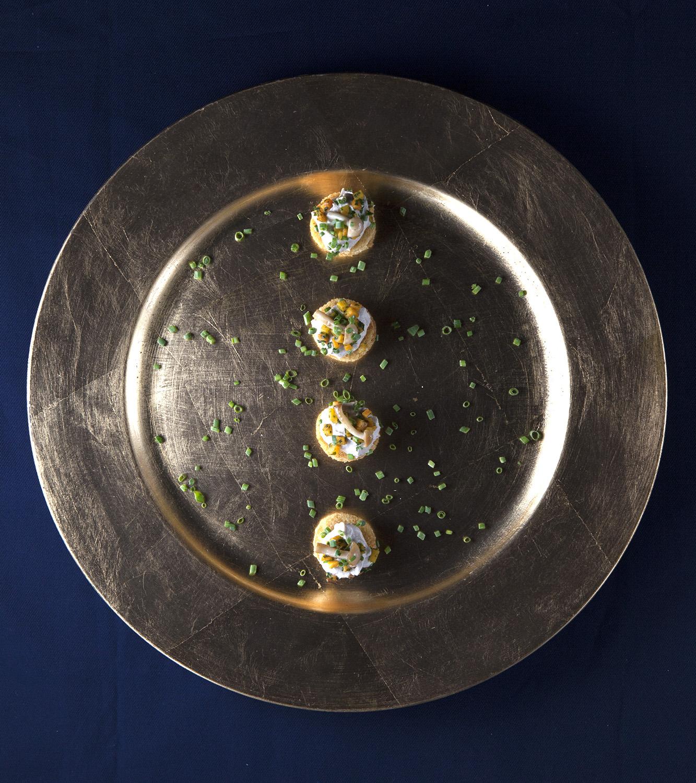 Butternut squash w wild mushrooms & cashew cheese on Gold2.jpg