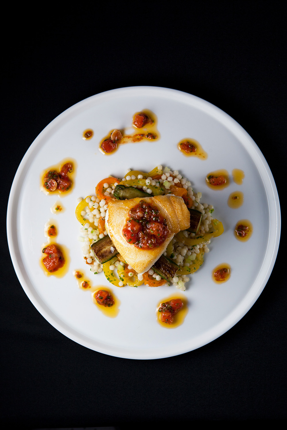cod w tomato and herb oil.jpg