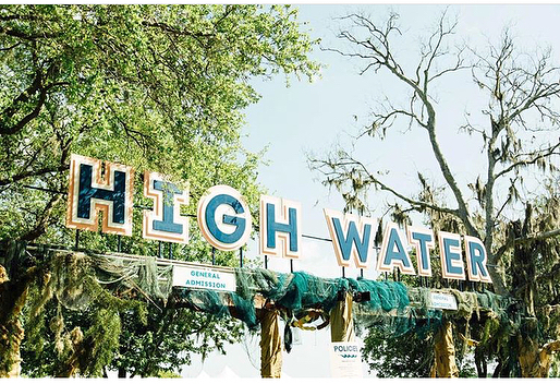 We're STOKED for @highwaterfest this weekend! Read all about some of our favorite performers (such as @sustoisreal @thevaleriejune @bandofhorses @stpaulandthebrokenbones) in our newest article 😻 link in bio #chs #highwater #festivalseason