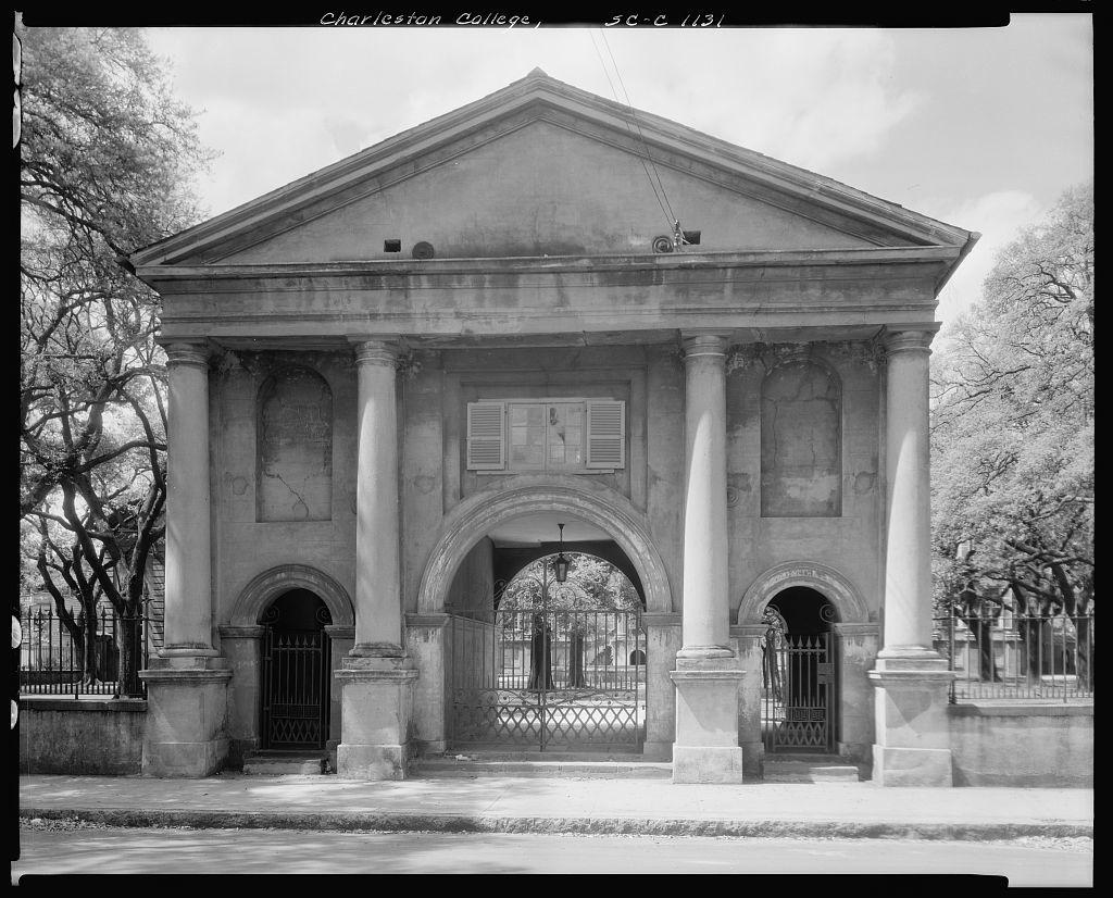Porter's Lodge, January 1, 1937, photographer Frances Benjamin Johnston