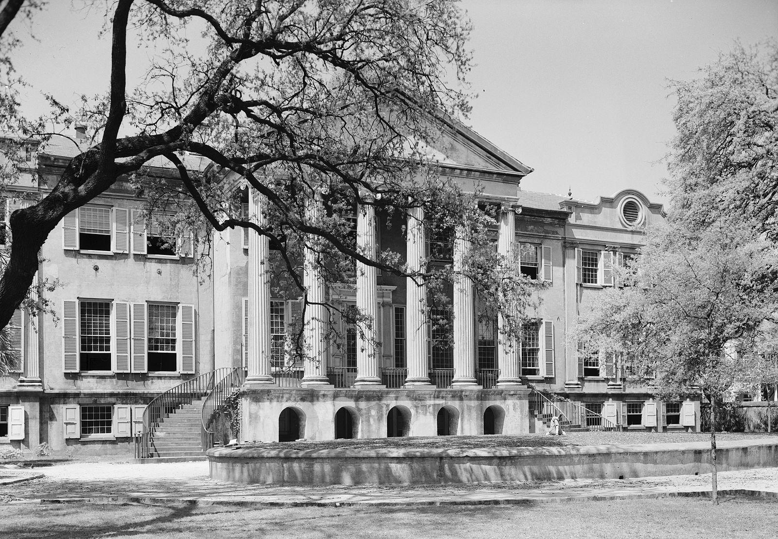 Randolph Hall, 1940, courtesy of The Library of Congress