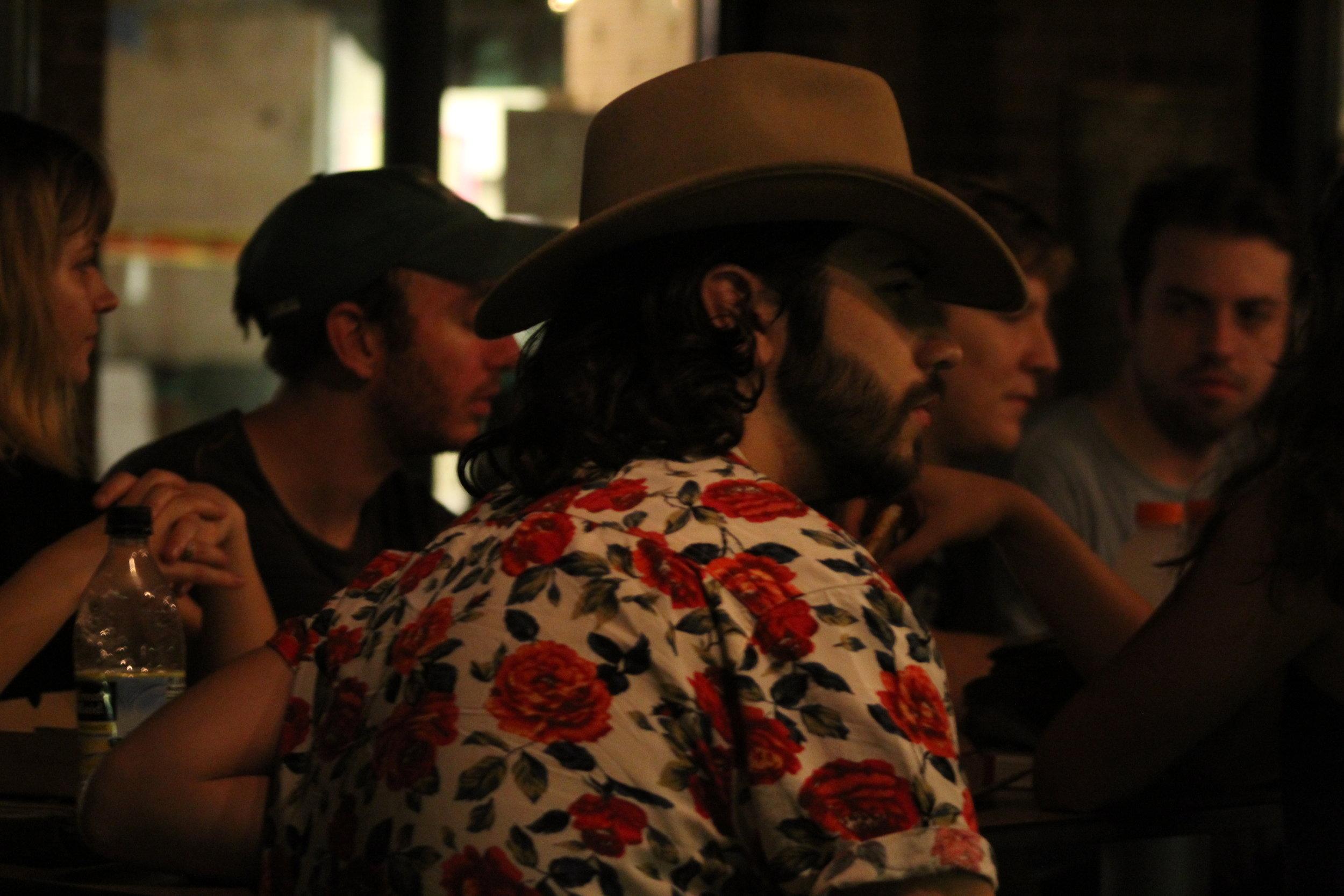 Back: Molly, Dan, Jackson, and Tim, Front: Luke Metzinger