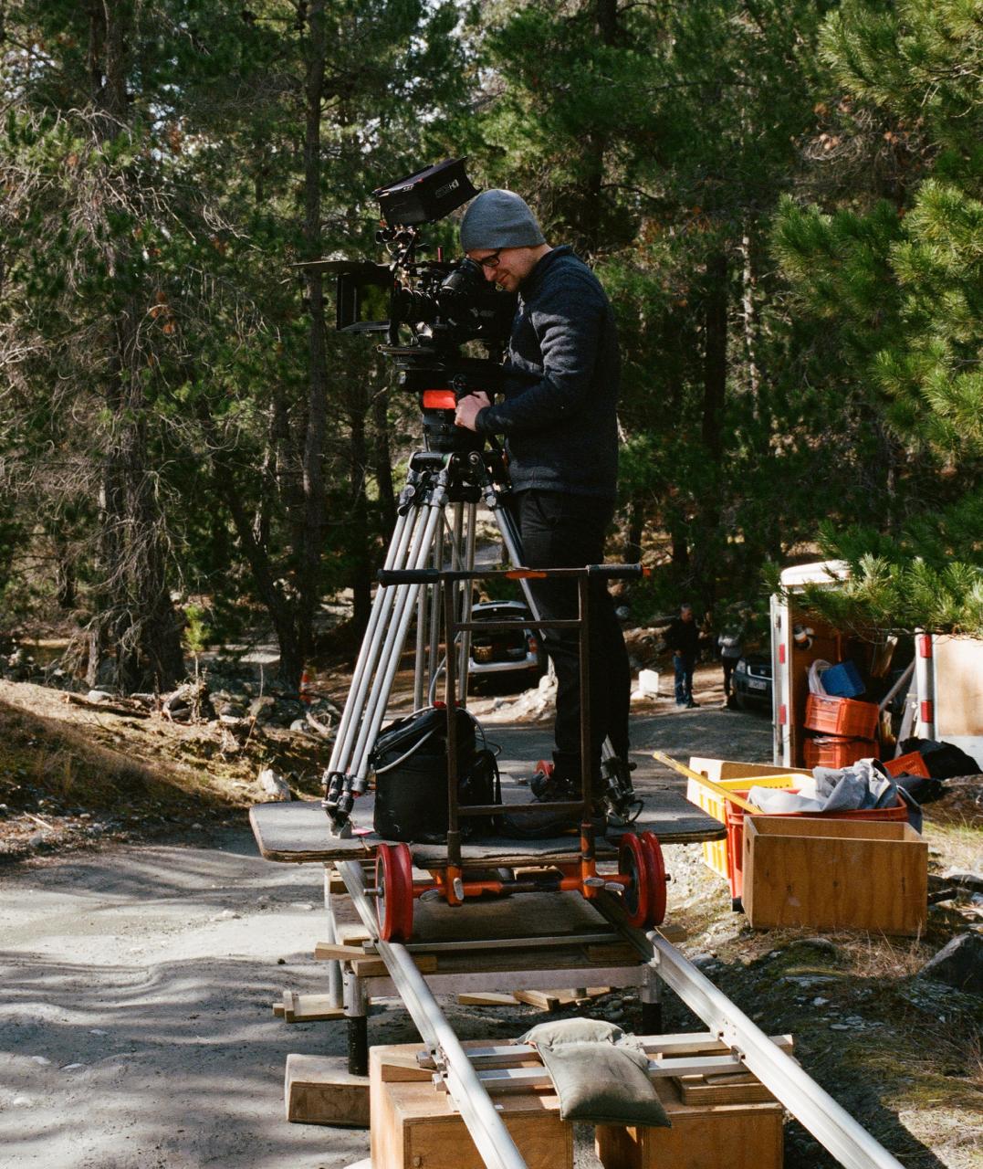 Director Dustin Feneley