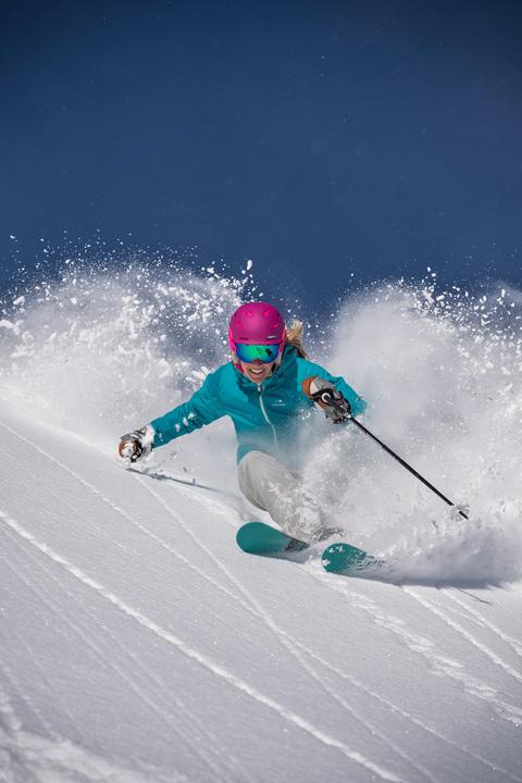 From the slopes of Alta...  Lee Cohen | Courtesy Ski Utah