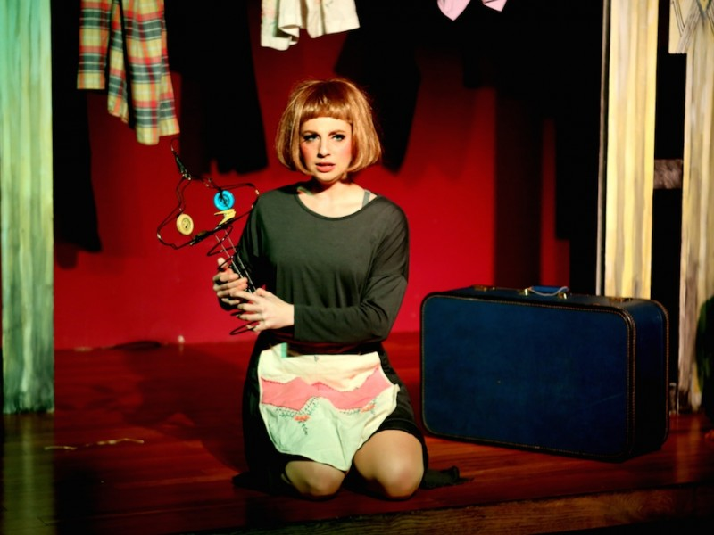 DGN Alumna Plays Young Joan Crawford in