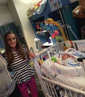 It is always a wonderful experience when I am volunteering at GHS in the NICU. Love spending time at this incredible Children's Miracle Network hospital!