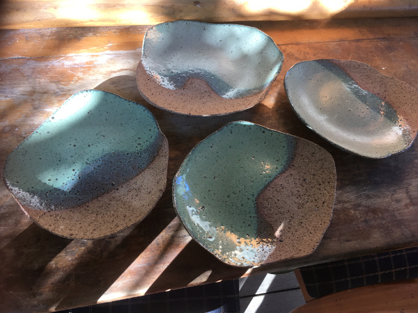 Hipster Plates - $45 each