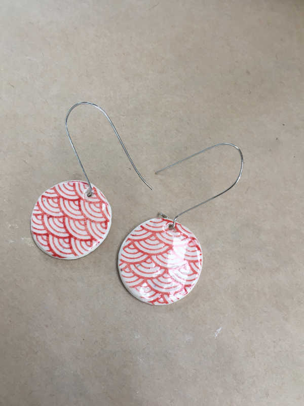 Japanesey Red Drop - $30