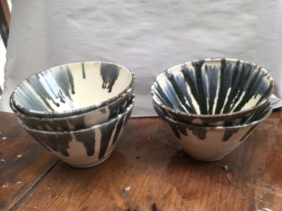 Stripey Bowls - SOLD