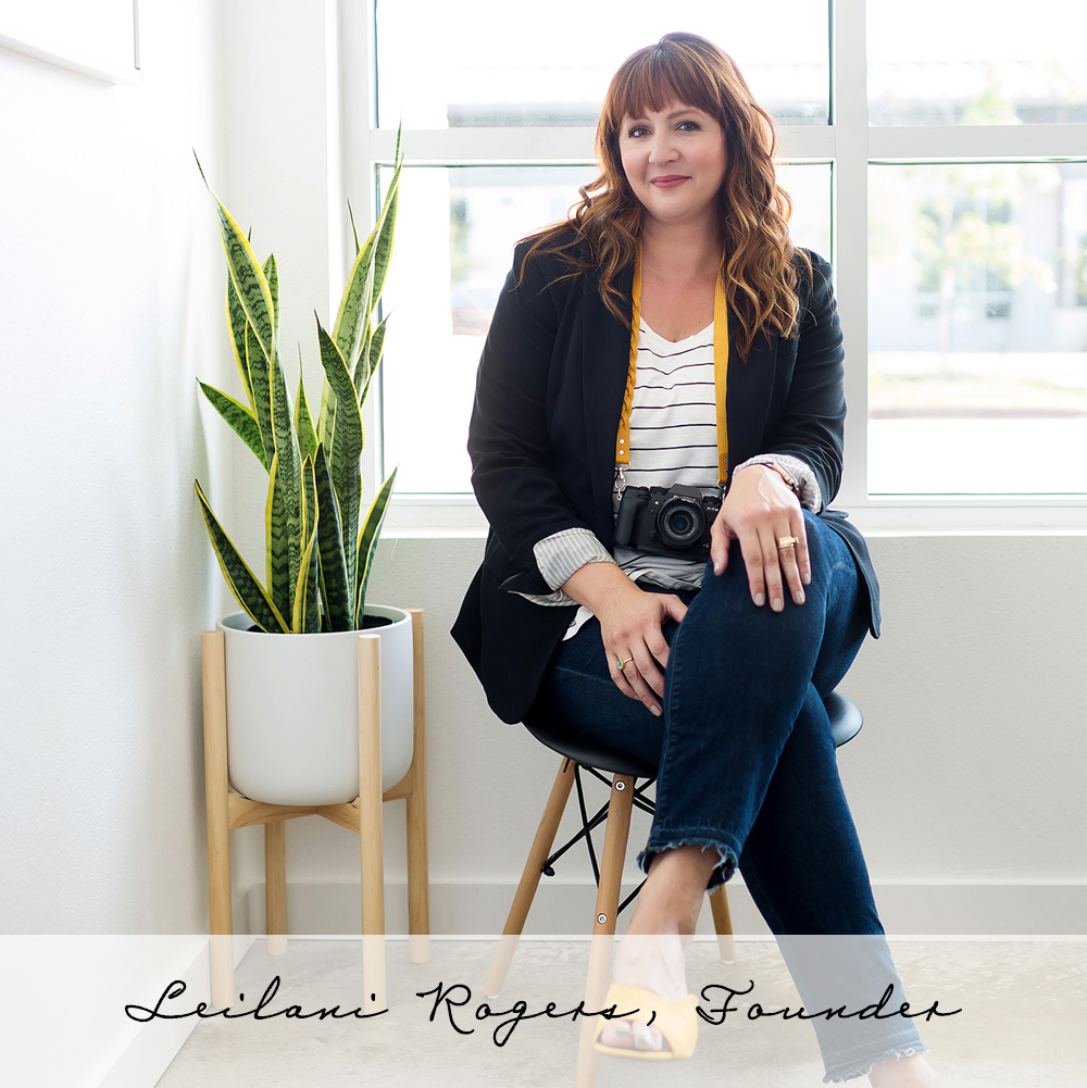 Birthbound founder, Leilani Rogers, is a celebrated birth photographer and passionate artist who enjoys teaching birth photographers about sincere storytelling and birth photography ethics.