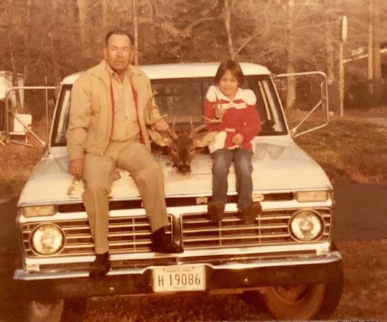 deer with gran.jpg