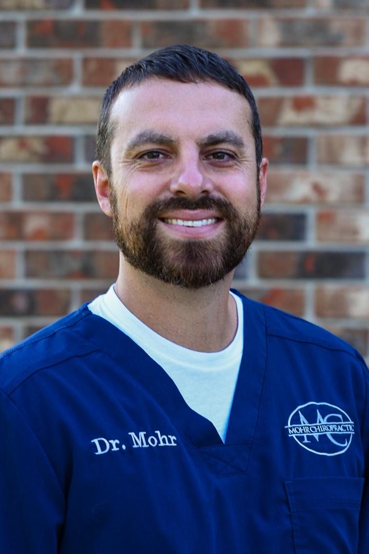 Dr Justin Mohr Avon  Chiropractor