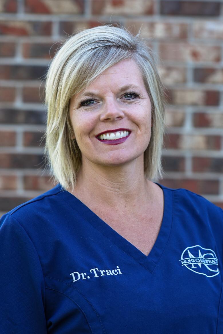 Dr Traci Avon  Chiropractor