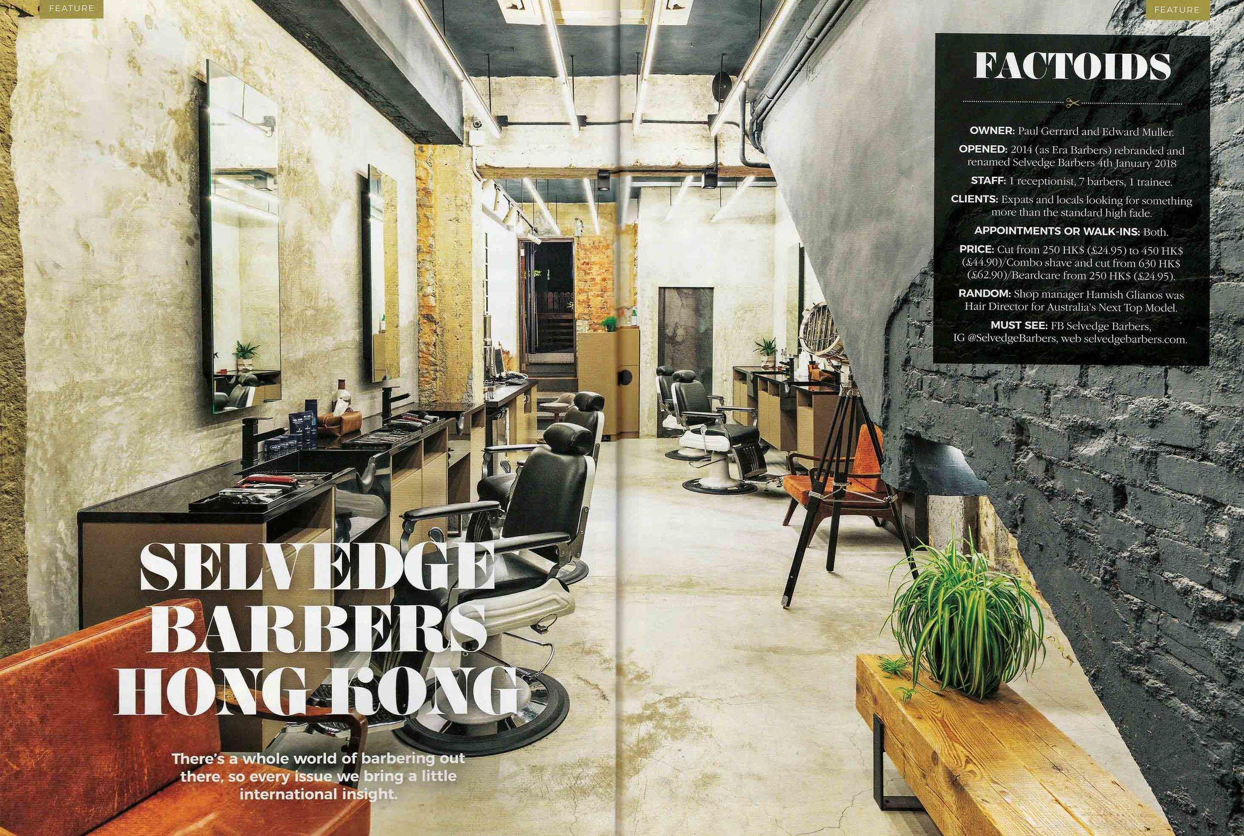 Barbershop HK