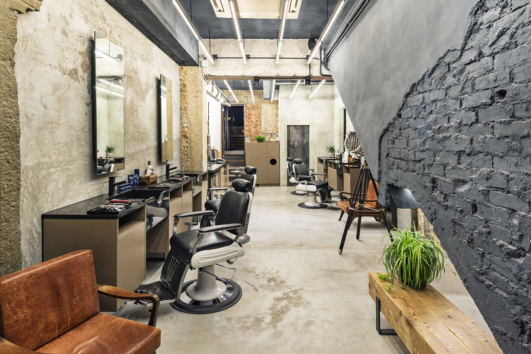 best place for men's haircuts