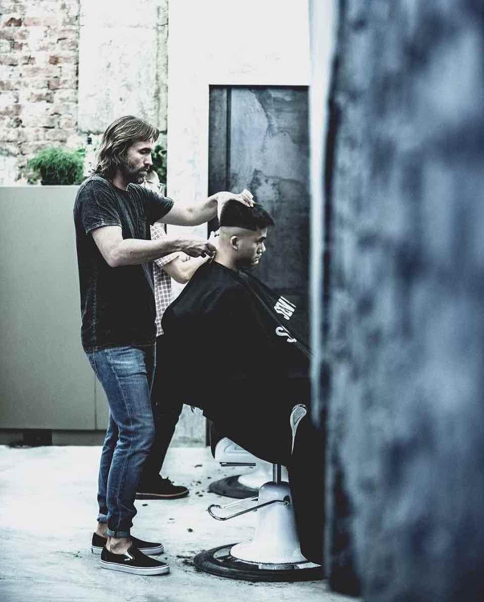 HK barber tips for men