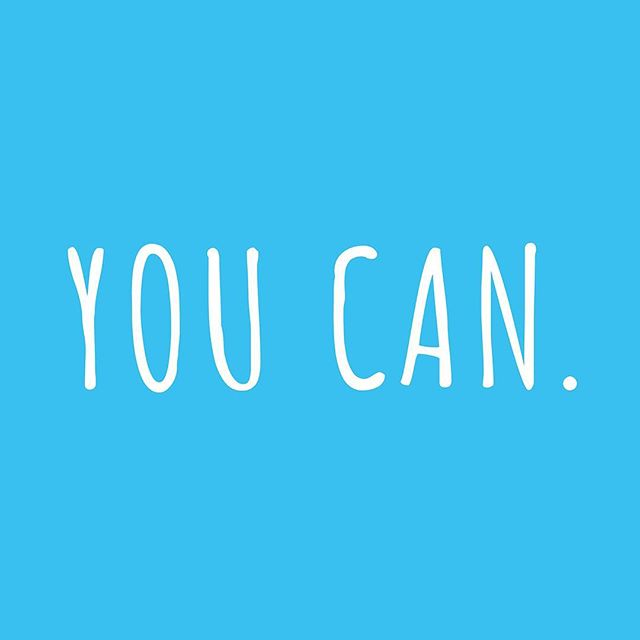 ✨No matter what you're facing today, YOU CAN DO IT. Consider this an official cheer for you, from your personal squad. 👊🏼We gotchu. #mattomovement #youcandoit #dailyinspiration