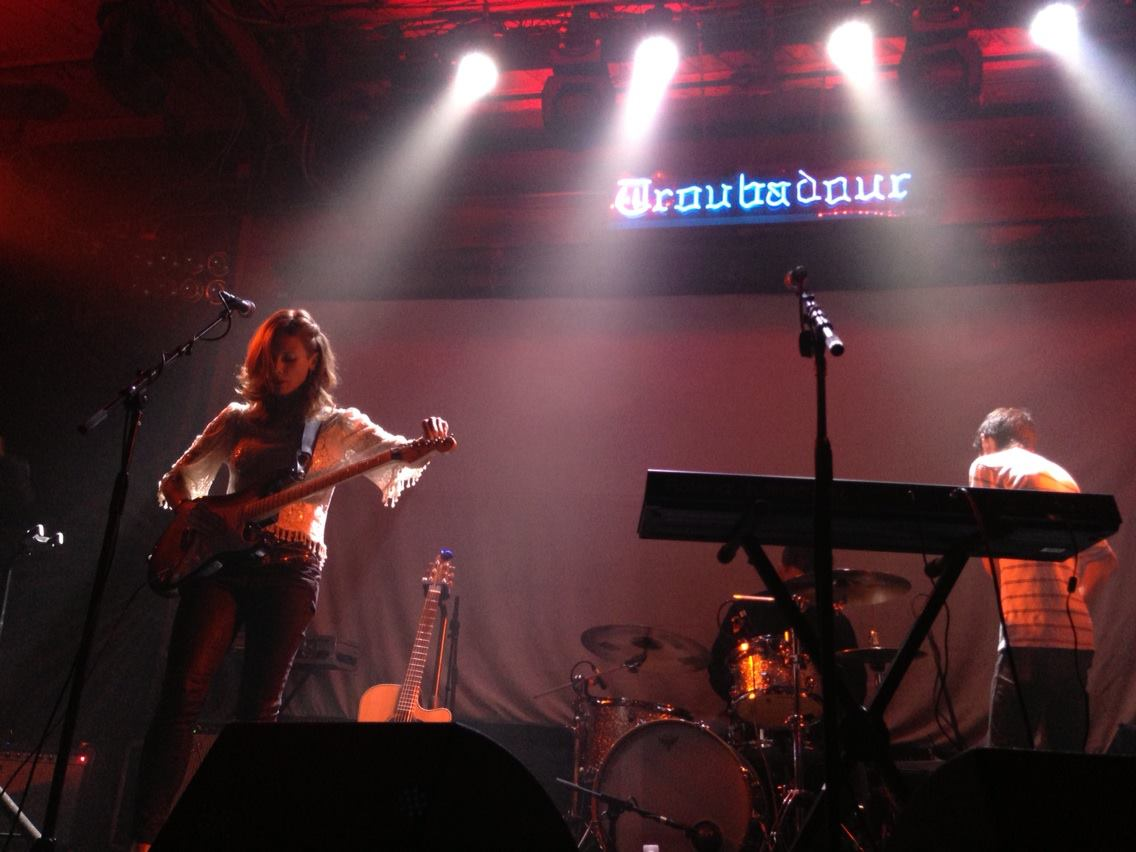 The Troubadour, Los Angeles, CA