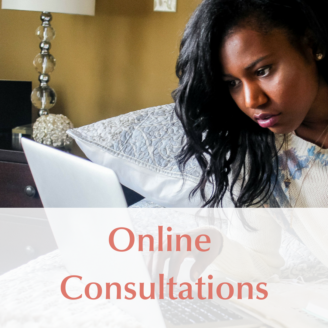 Online consultations are a personalized hair care solution you can obtain from the comfort of your home. We have several consultations available to fit your needs. All of our consultations are performed and reviewed by a licensed professionals who are experienced and highly educated. Upon the completion of your consultation you will received a personalized hair care prescription, regimen, and product recommendations.