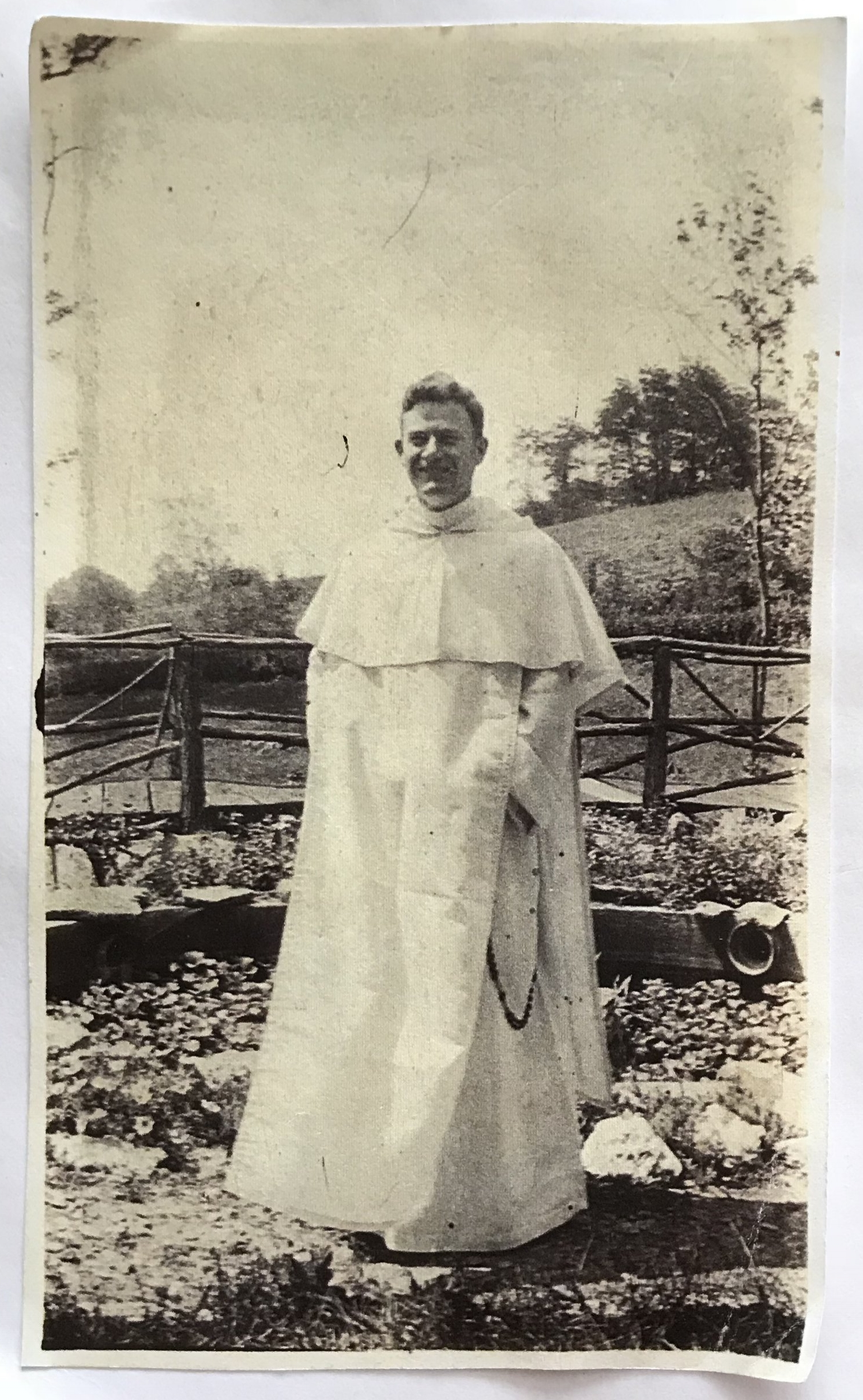 This series is dedicated, with love. - Father Brendan Jerry McMullen, OP(1912-2005)