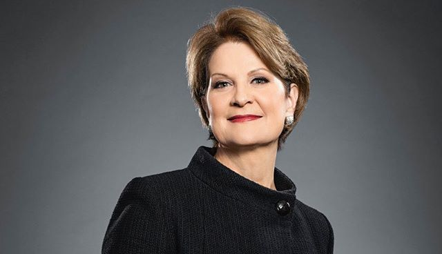 "For this week's #WomenWeAdmire, Forté is featuring chairman, president, and CEO of Lockheed Martin, Marillyn Hewson! Marillyn has been with the company since 1983, receiving several promotions over the years. She has been featured 4 times as one of Fortune magazine's ""50 Most Powerful Women in Business,"" was listed #35 on the Harvard Business Review's ""The Best-Performing CEOs in the World"" list, and was recently awarded the Edison Achievement Award for her leadership and achievements in making a lasting contribution to the world of innovation. Marillyn's drive and impact make her a wonderful role model to the women of Forté!"