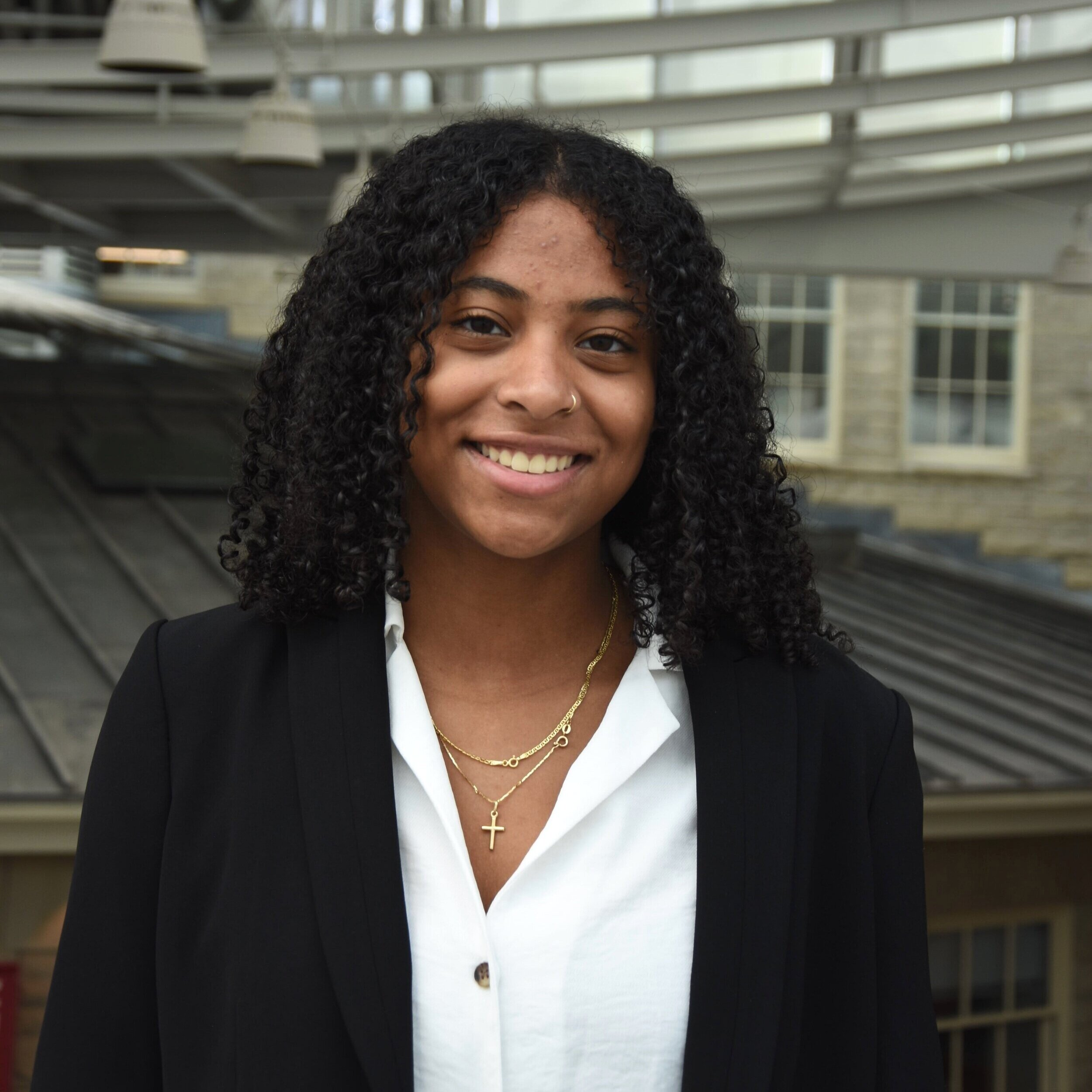 Jalen Miranda | AEM '23   Jalen spent this summer at Cornell completing the Pre-freshman Summer Program. Her on campus involvements include Dyson Diversity Scholars, Dyson Students of Color Coalition and Cornell Thrift.  Fun Fact : She has been swimming since she was two!