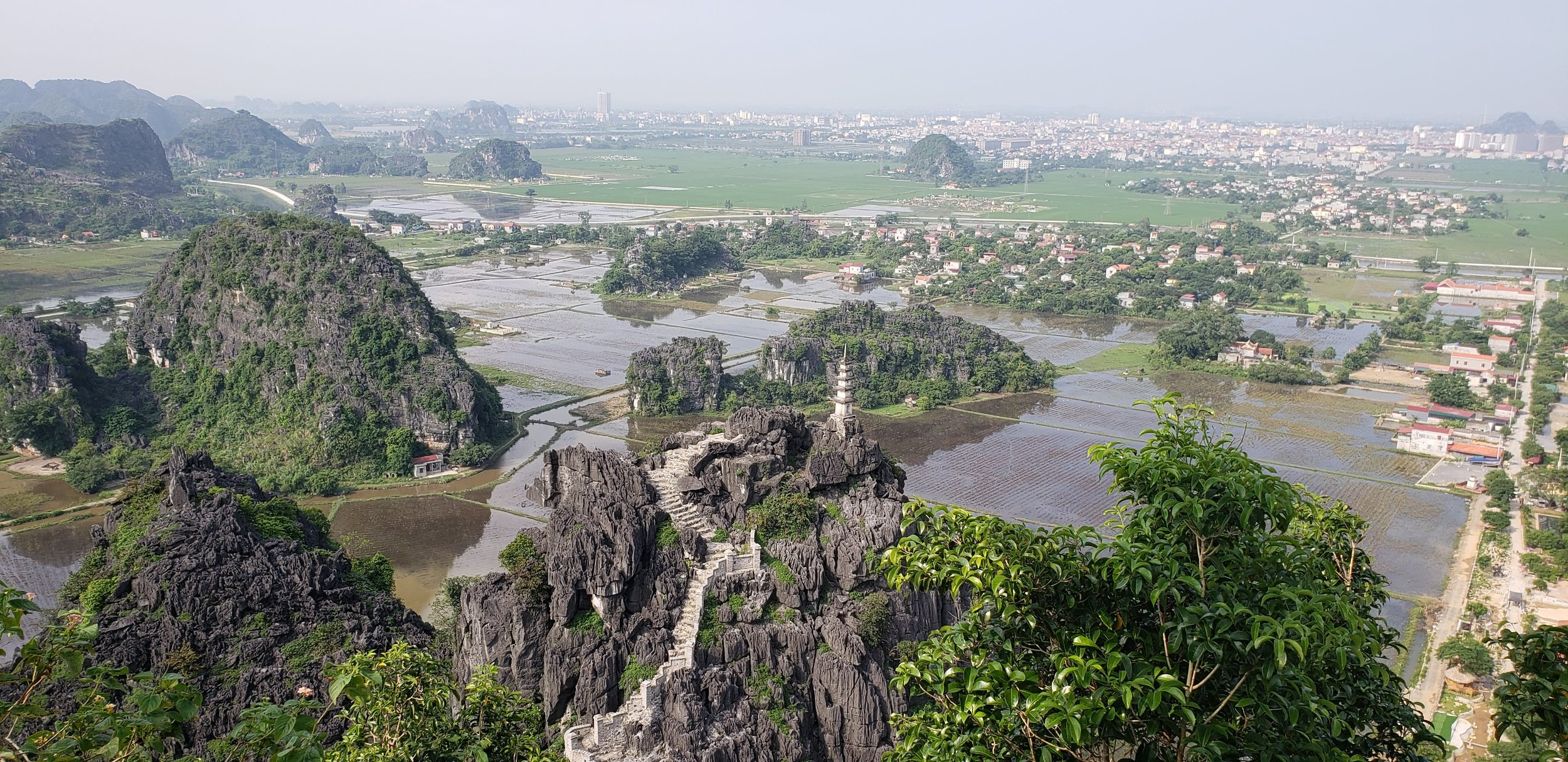 hanoi vietnam remote year atlas hiking mua caves
