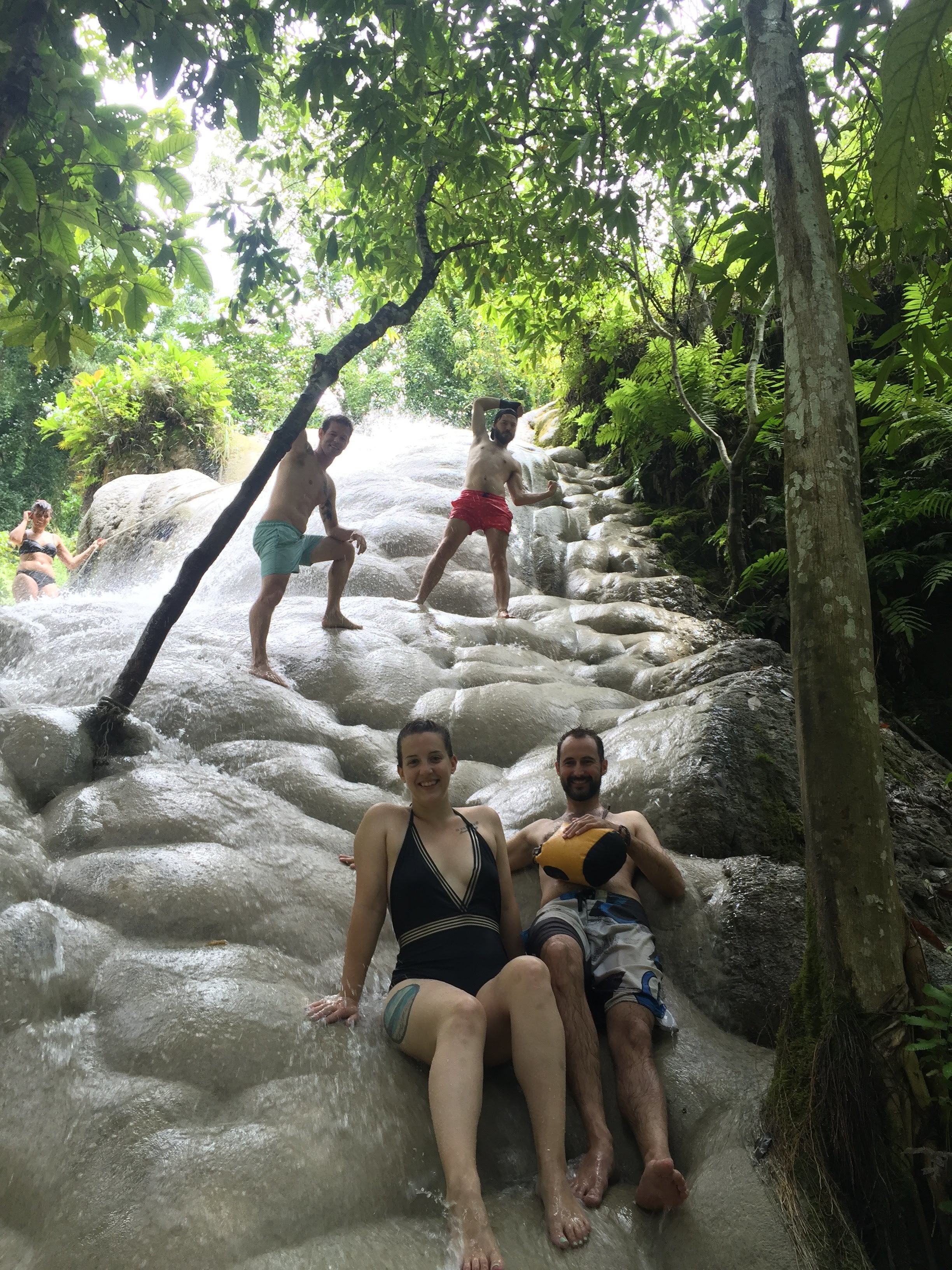 sticky waterfall chiang mai bua thong thailand remote year atlas