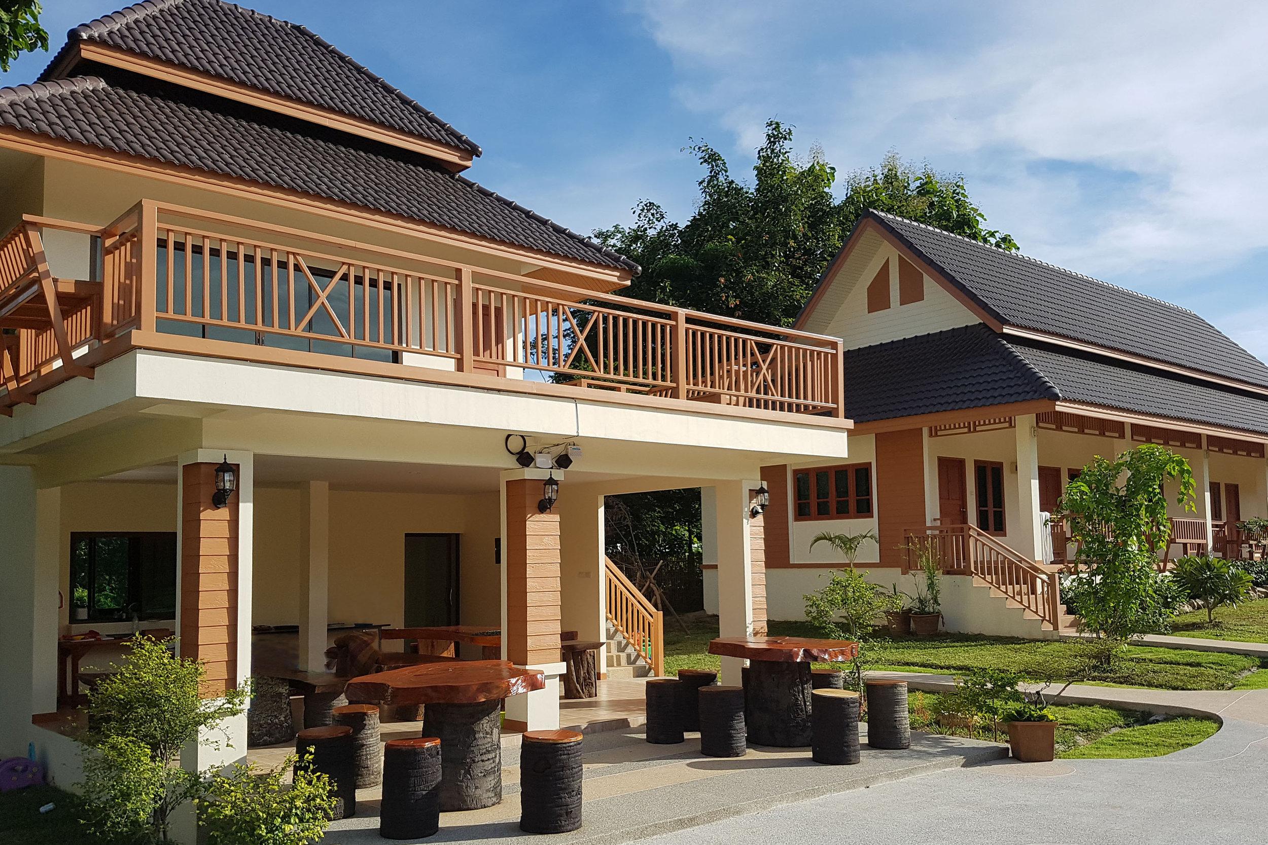 sabai sabai retreat center chiang mai thailand