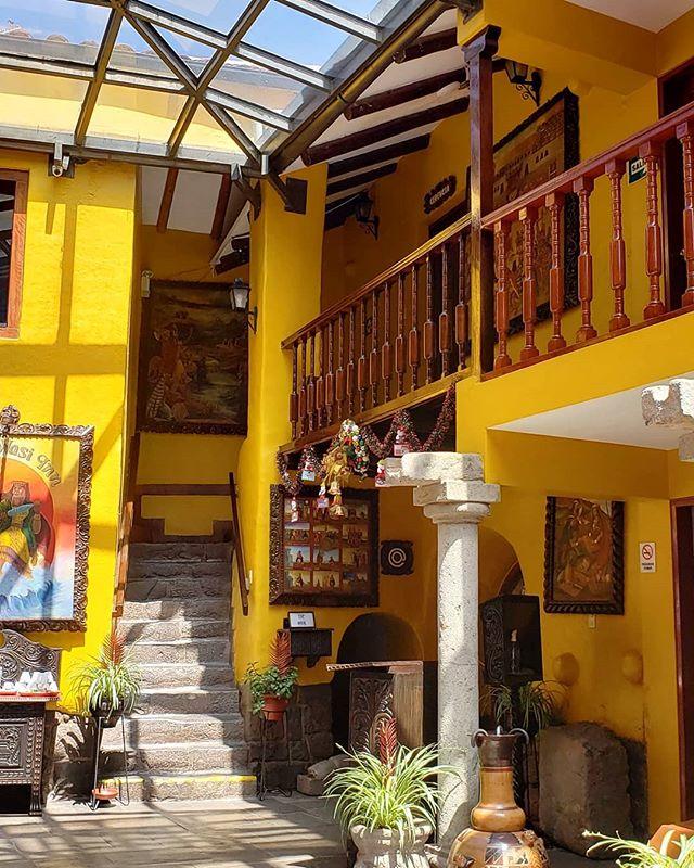 ☀️ This hotel was too cute to not post a second picture. • • • • • • • • #limaperu #limaperu🇵🇪 #peru🇵🇪 #travelperu @remoteyear #ryatlas #digitalnomadlife #postcardfrom #alwaystraveling #alwaysbetraveling #wanderlust_tribe #wanderlusters #travellust #amazingplacestovisit #worldpics #travelpost #travelgoal #iamtb #travelbloggeres #digitalnomads #igpassport #nomadiclife #travelprenuer #locationindependent #adventureseeker #digitalnomadlifestyle #yellowmellow #interior_design
