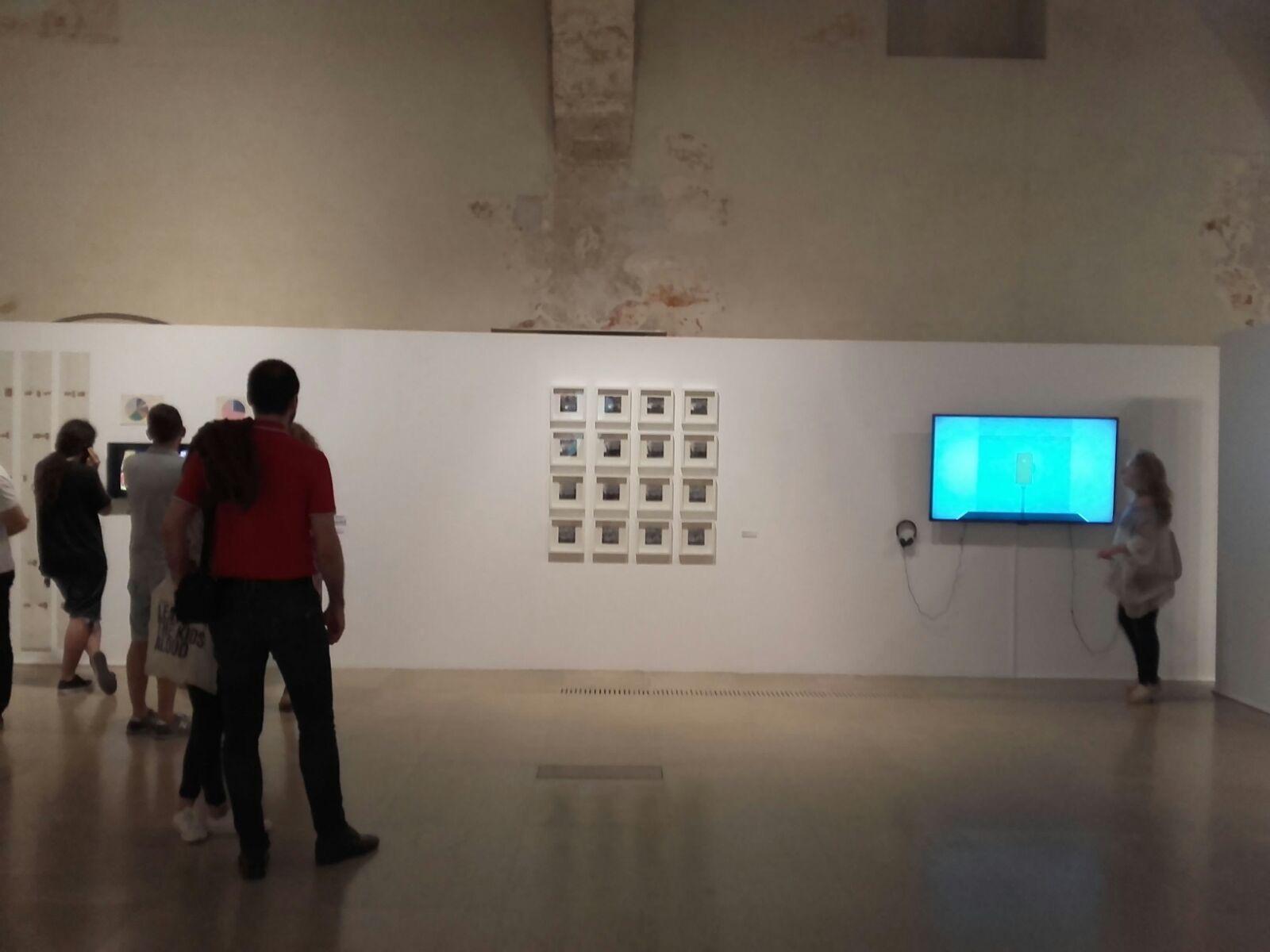 Blowing Up Memory (2017)/ Premio MARDEL de ARTES VISUALES exhibition at Centre del Carme, Valencia, Spain.