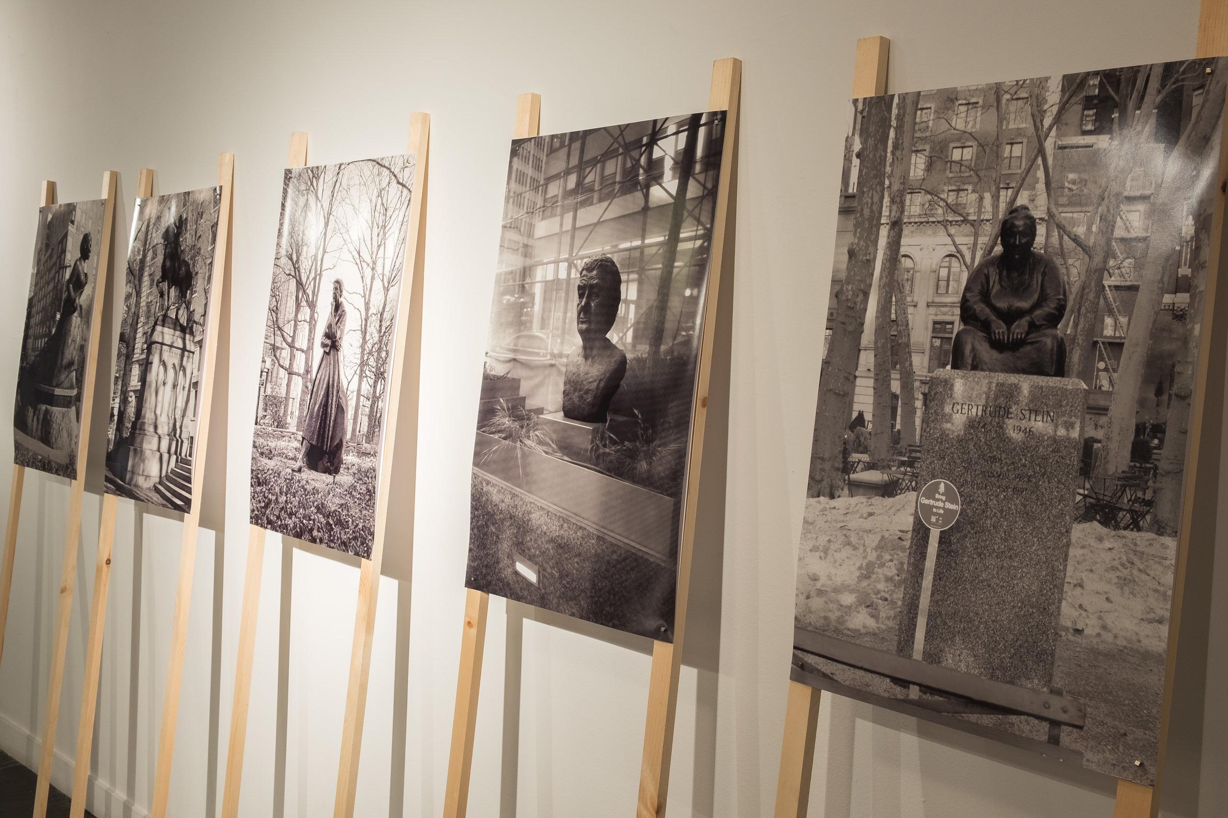 Black& White Photography, digital print. Dimensions: 20 x 30 in (each)