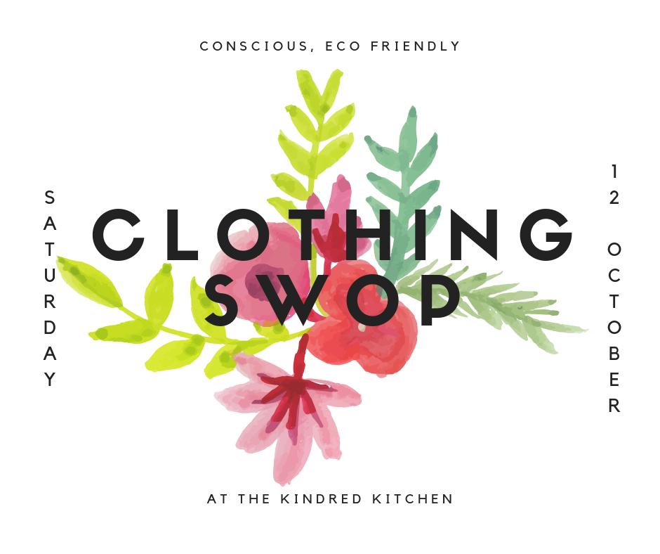 Conscious clothing swop