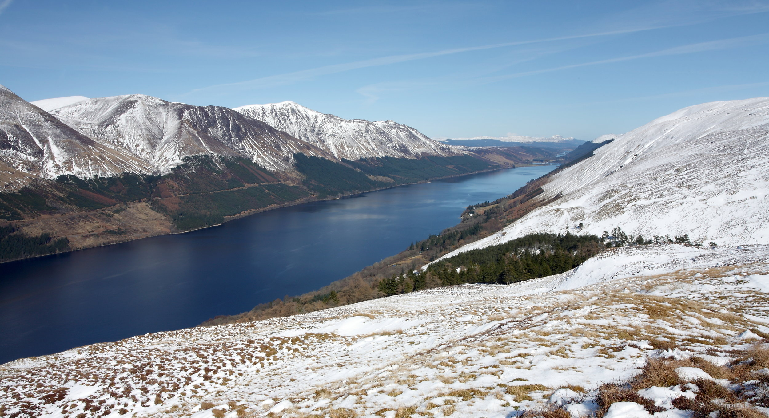 Loch Lochy - winter 2019
