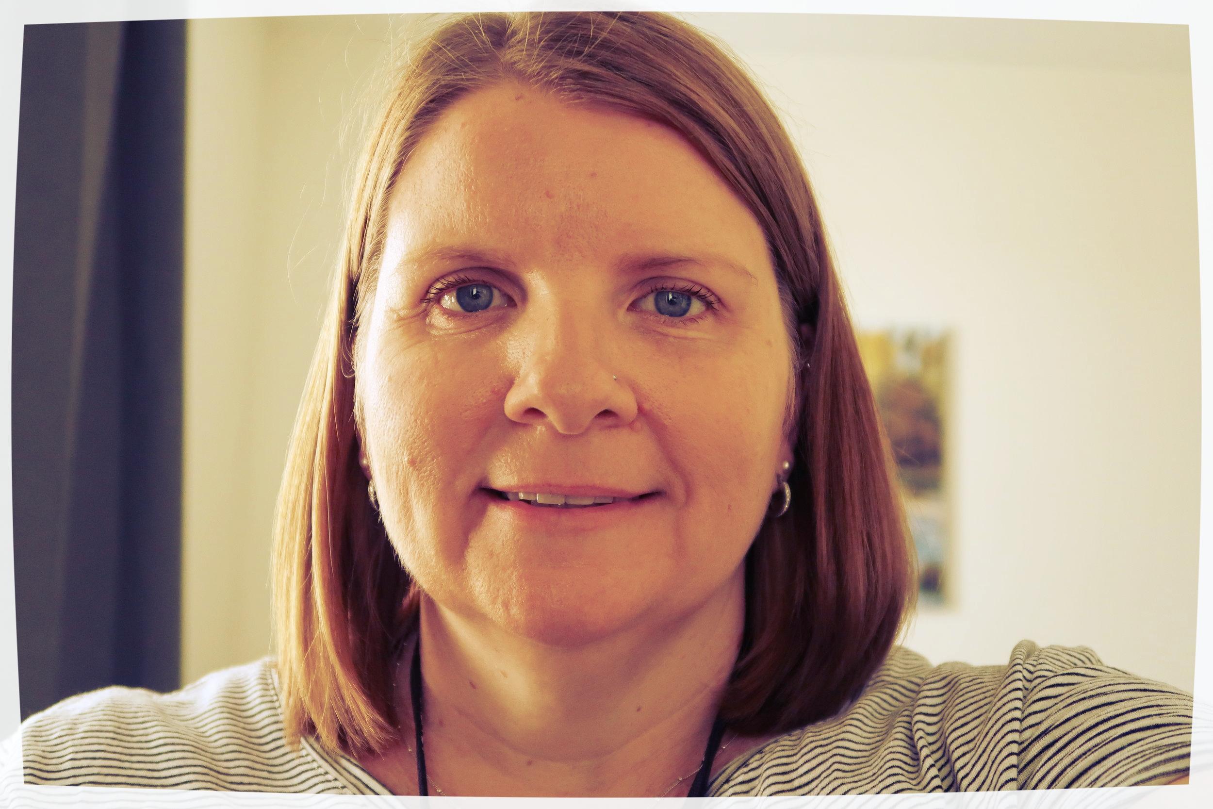 Renae Skoczylas, research engineer