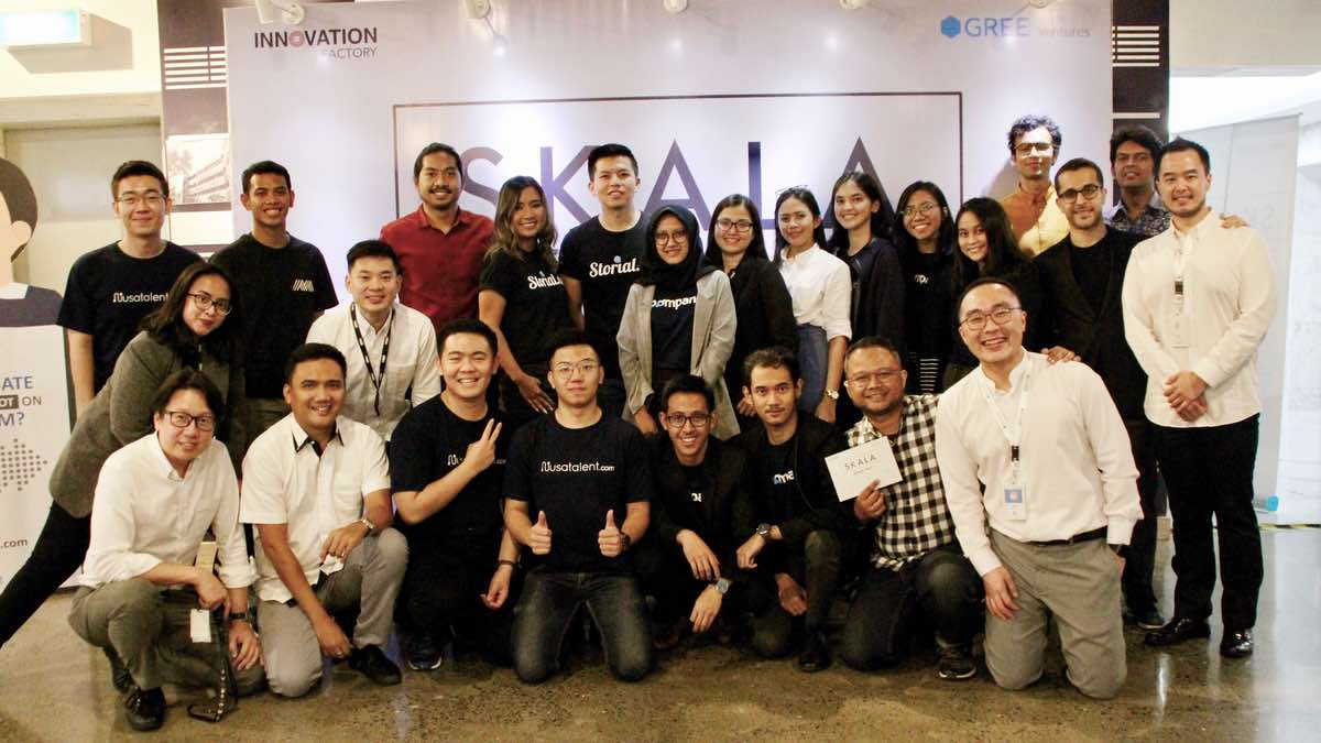 Magalarva Concluded the First SKALA Accelerator Program