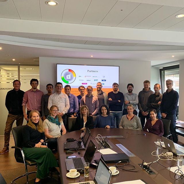 Thank you #utilitee team for the two day meeting in #Trier. With the take aways of fruitful discussions and exchanges we can confidently dive into the third and last year of the project: the roll out of the first version of end-user #energy management app within the pilots. Looking forward to the user feedback and real life experiences! #h2020 #consumerengagement #energyefficiency #behaviourchange