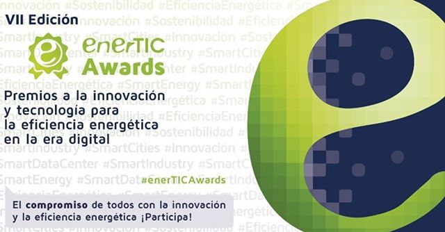 Exciting news! UtilitEE has been nominated at the #enerTICAwards for #Horizon2020 category! On 1 October we will hear if we made it to the finals. Well done @miwenergia_jovenfutura and everyone involved - now fingers crossed! Project's candidacy page available in Spanish at enertic.org/utilitee #innovation #ICT #energyefficiency #enerTICAwards2019 #sustainability #consumercentricity