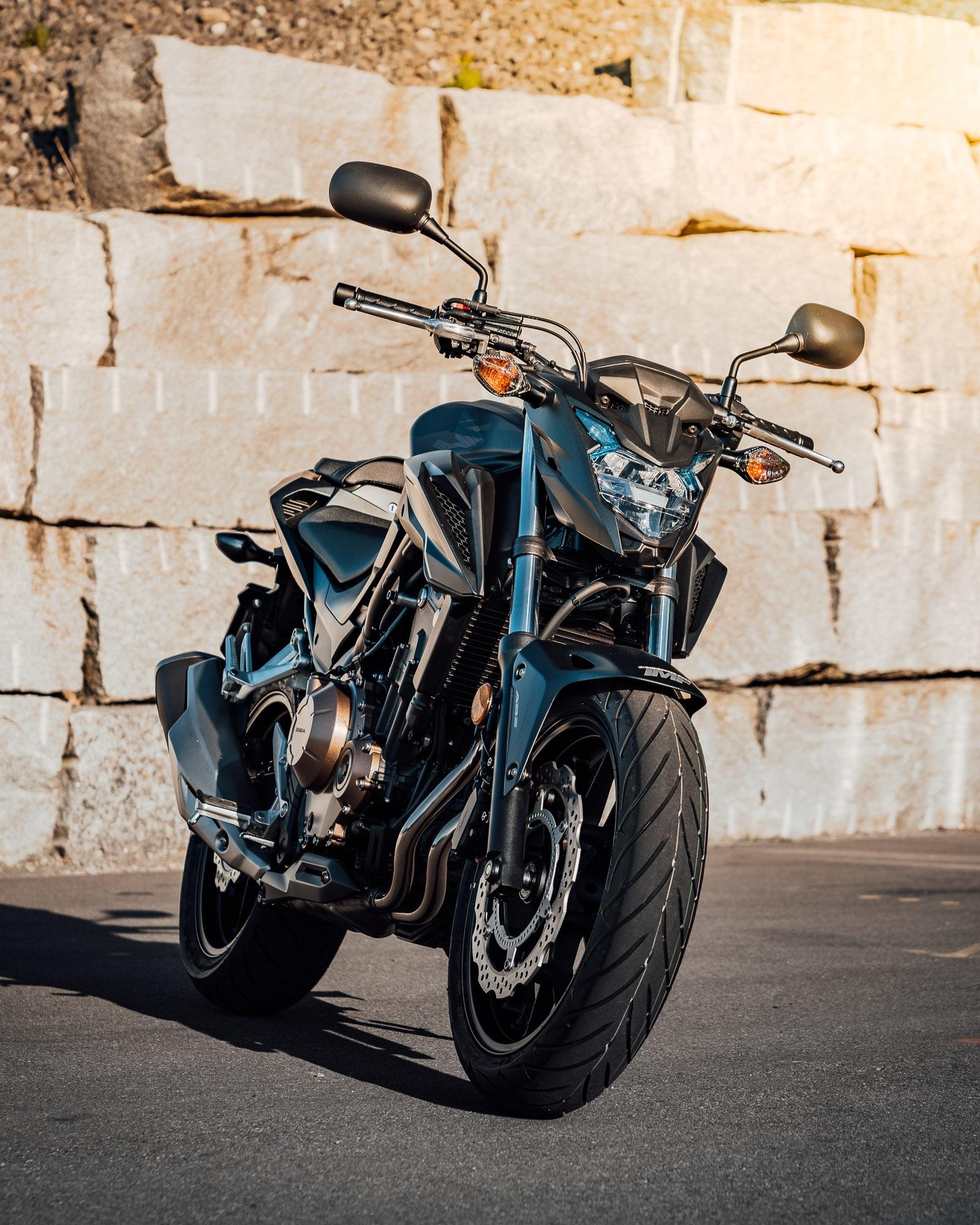 Honda CB500 F - KategorieA (offen) & A beschränkt