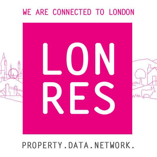 LonRes_Connected to London sticker.jpg