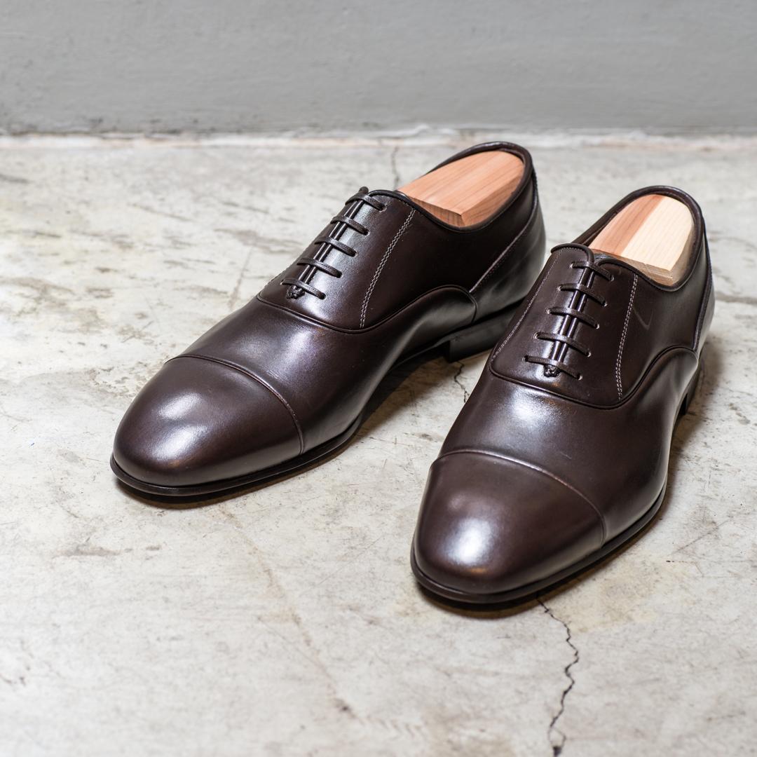 SHOE    2800 Sek   Calf leather Oxford shoe, goodyear
