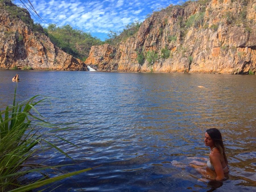 (Edith Falls - Australia)